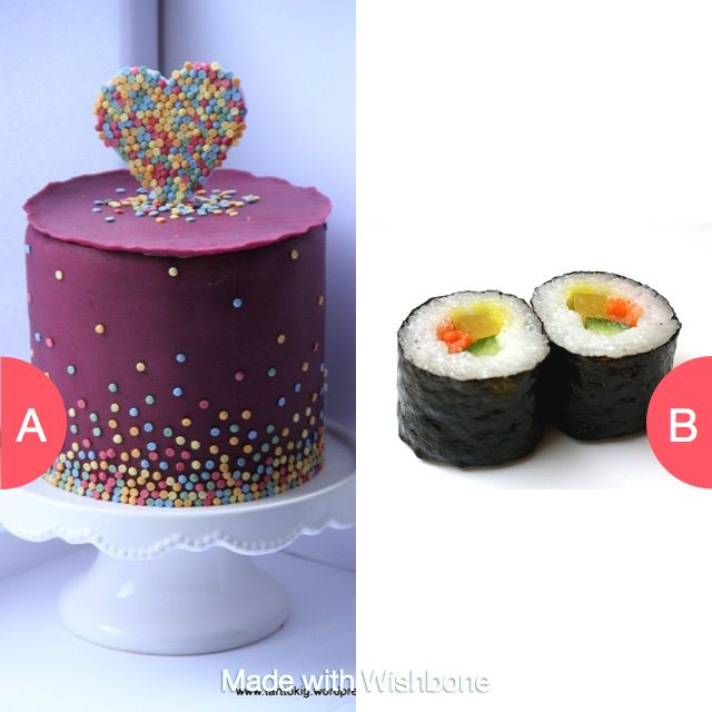 What would you rather eat the rest of your life..??? Click here to vote @ http://getwishboneapp.com/share/29629871