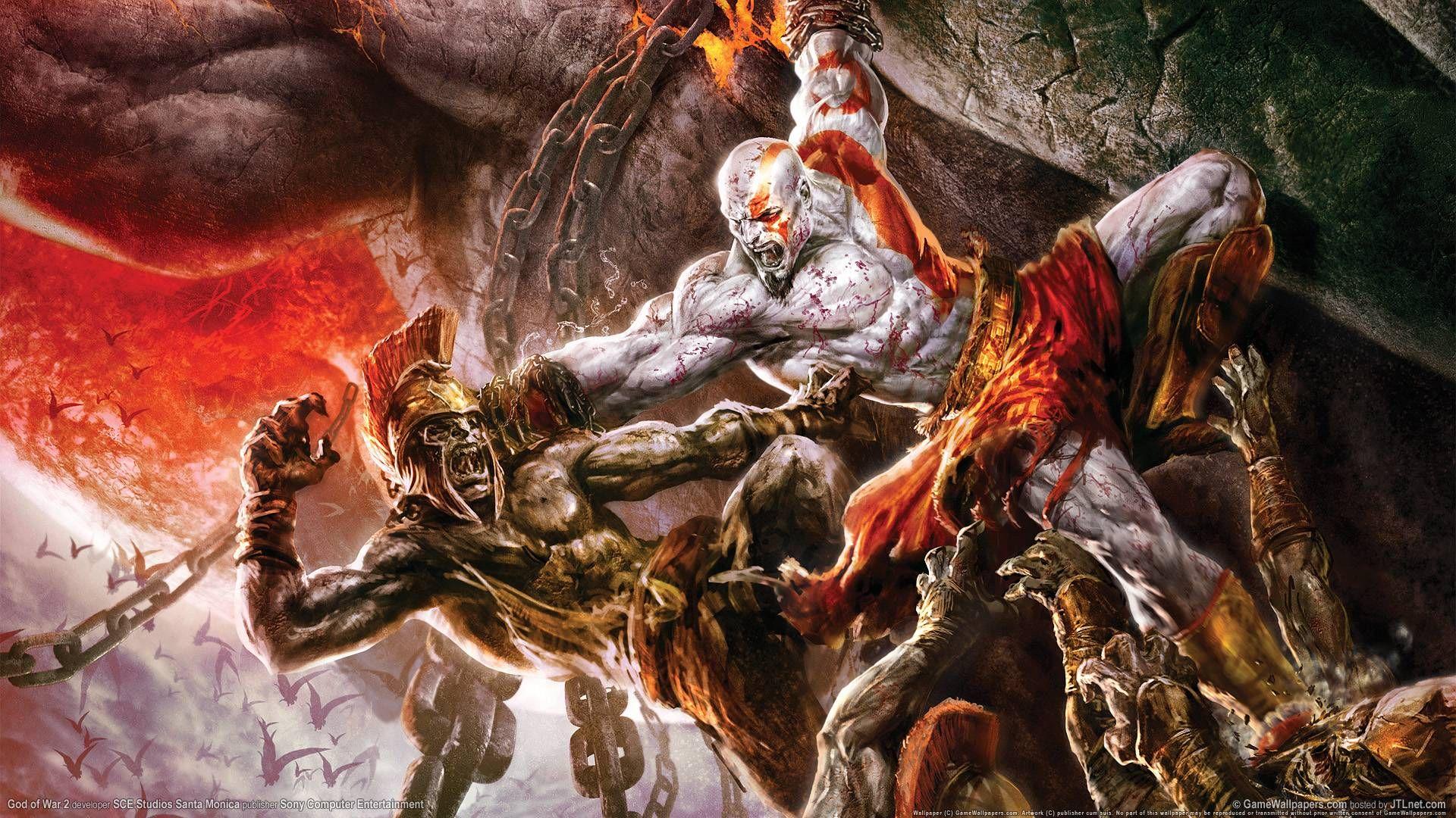 God Of War Hades Wallpaper Desktop Background Gtv Kratos God Of War God Of War War Art