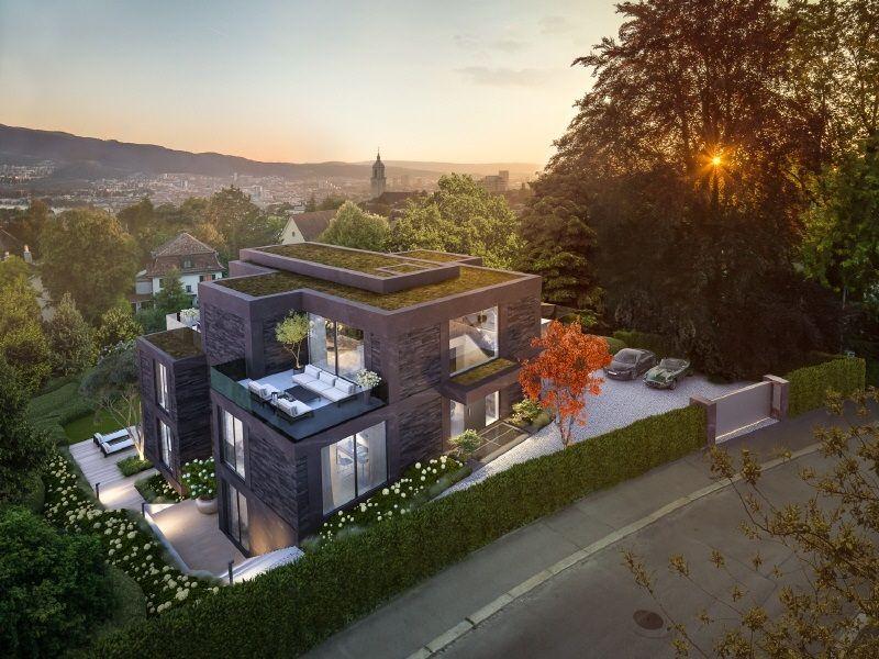 Wohnung Haus Kaufen 8044 Zürich High End Projekt am
