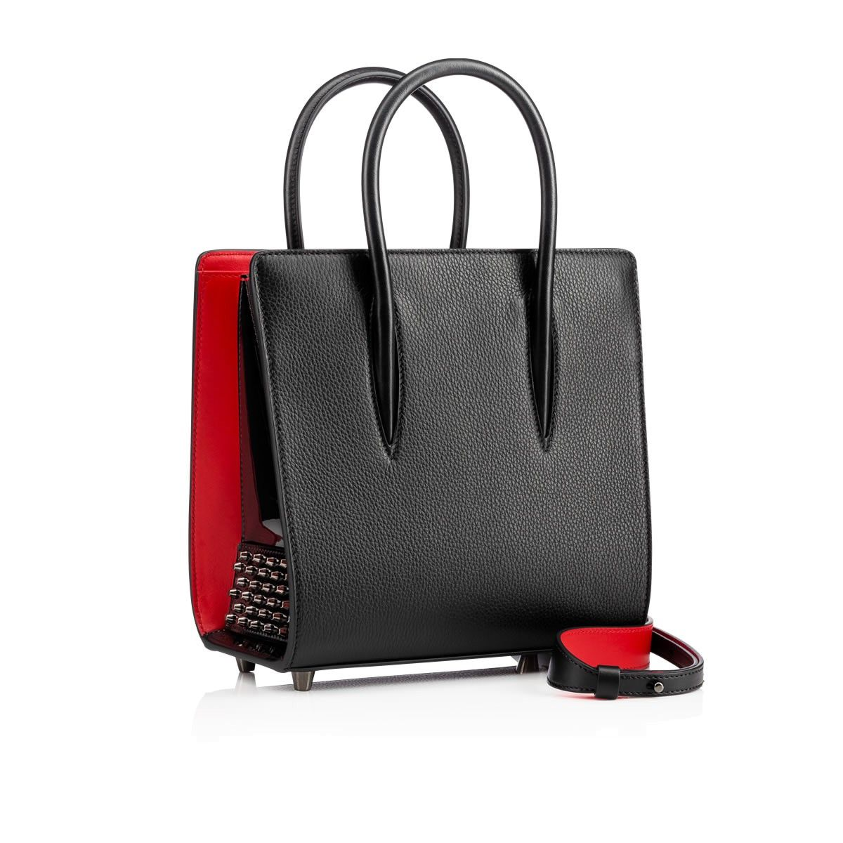 b7f64d41639 Paloma Small Black Calfskin - Handbags - Christian Louboutin in 2019 ...