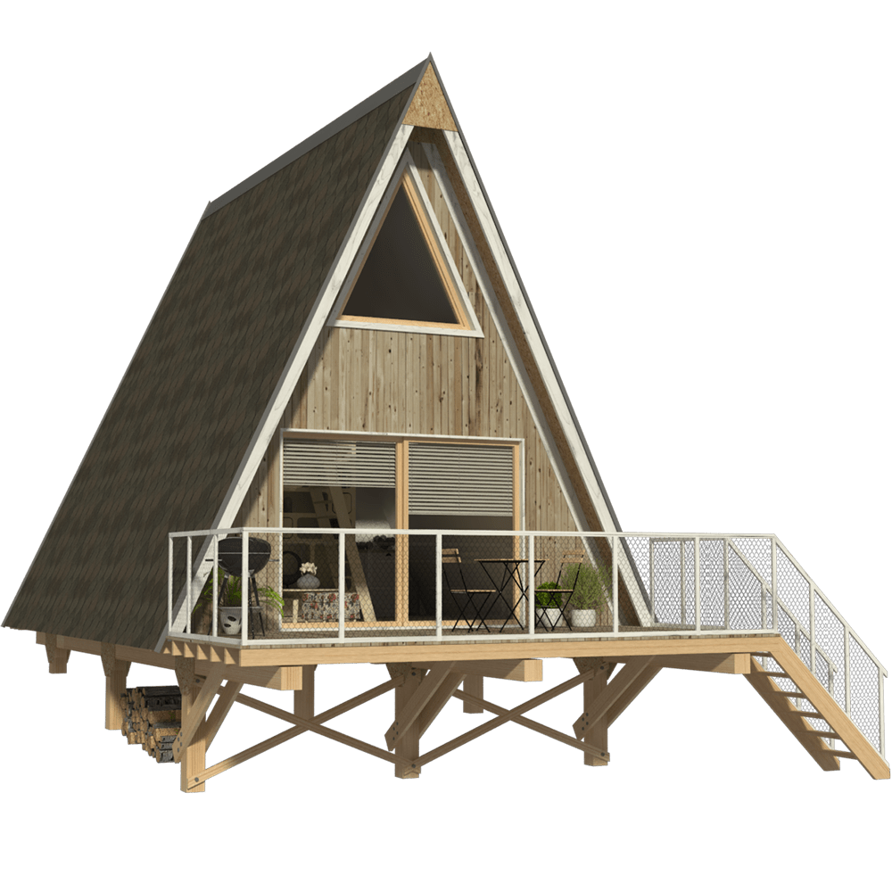 A Frame Cabin Plans With Loft A Frame Cabin Plans A Frame Cabin Cabin Plans With Loft