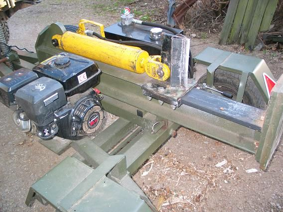 84731d1327000165 home made log splitter img_0863 woodworking building homemade wood splitter learn how on homemade log