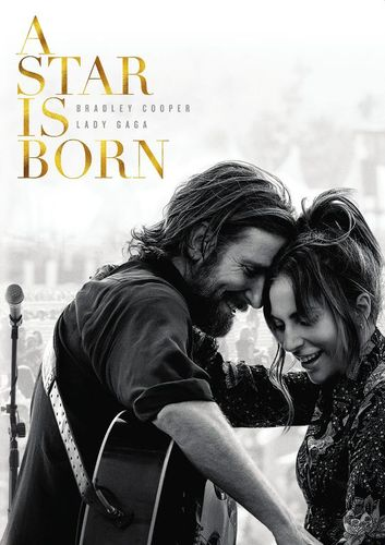 A Star Is Born 2 Discs Dvd 2018 A Star Is Born Free