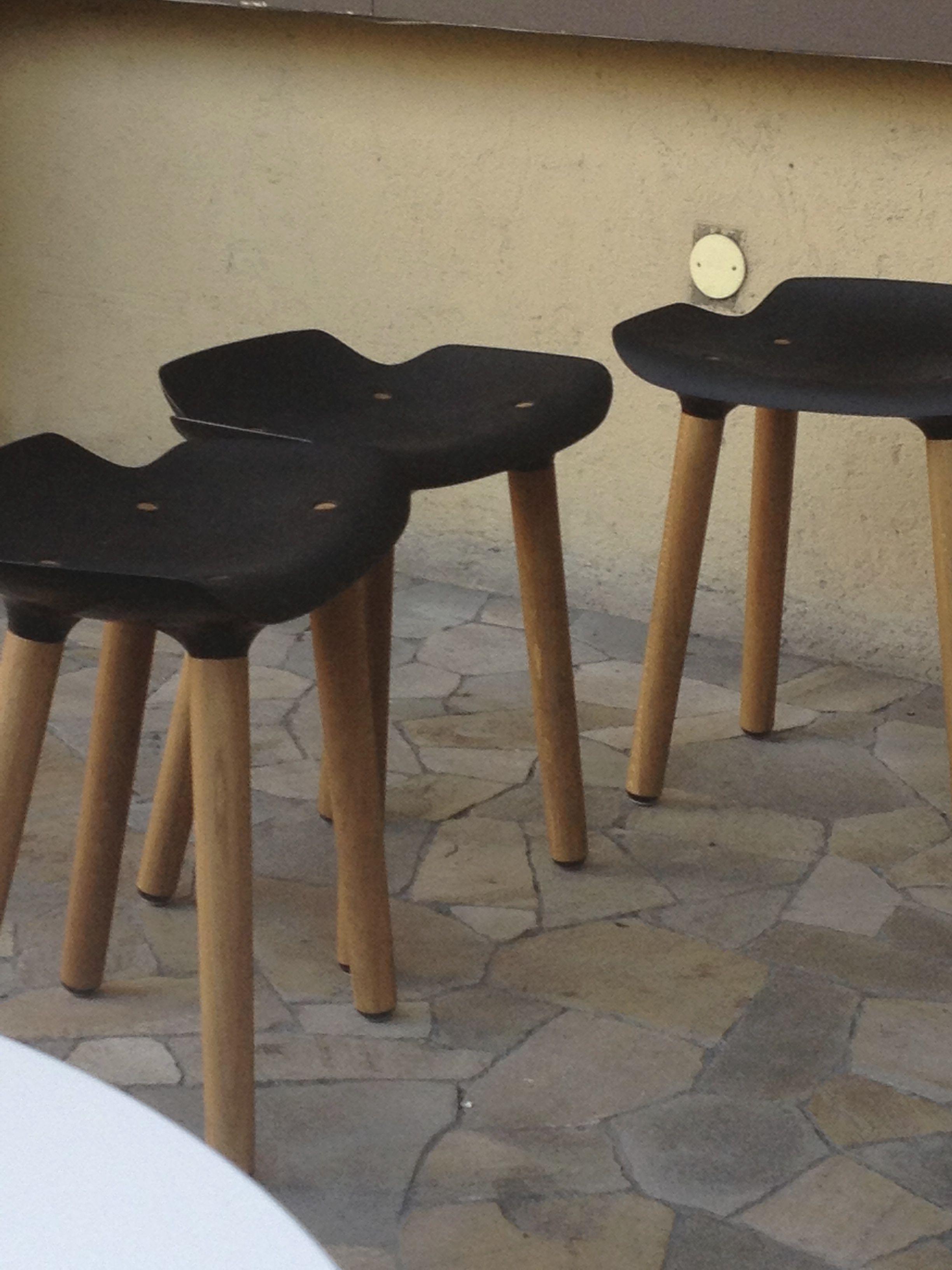 Milano Salone del Mobile\'13 licht gewicht krukje | Inspiration for ...