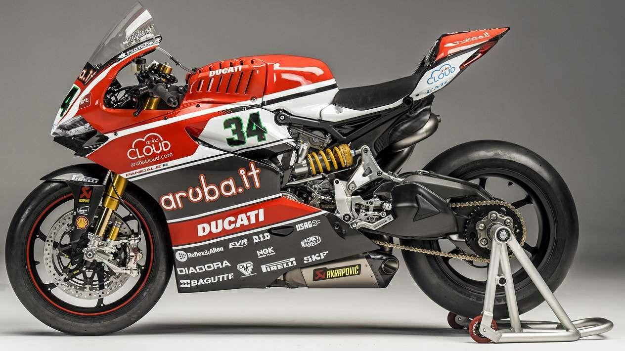 Ducati 1199R Aruba.it Ducati WSBK