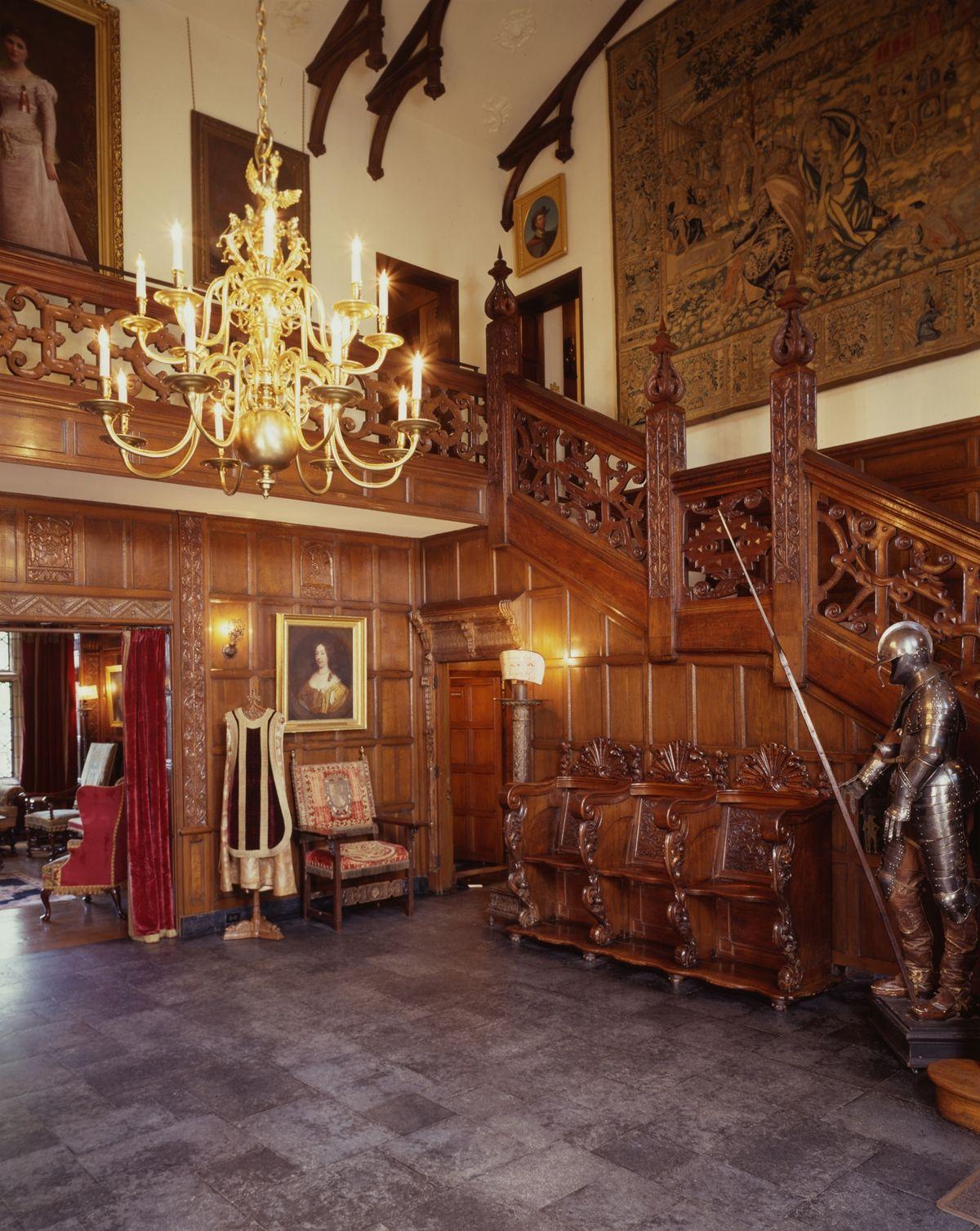 English Tudor Interior Design Ideas: Tudor Manor House Interiors - Google Search