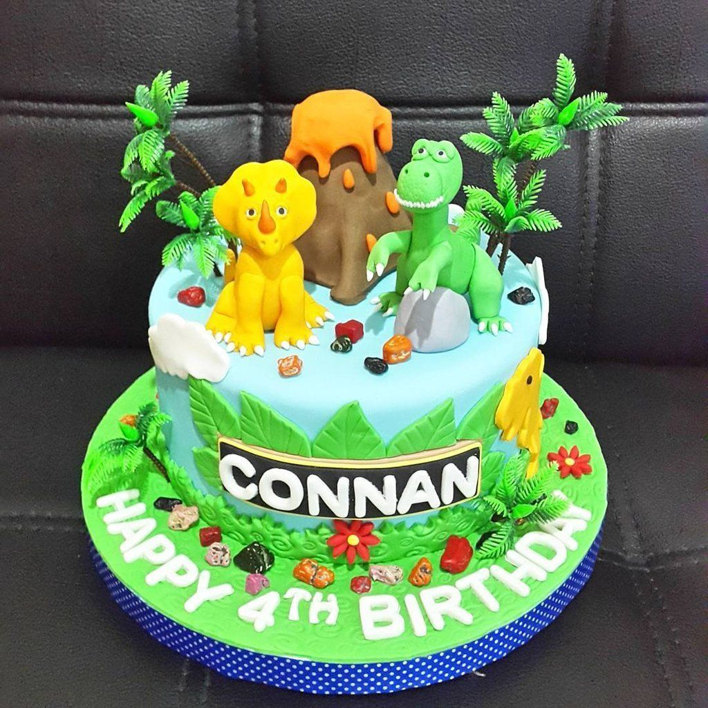 Image Result For Publix Bakery Dinosaur Cakes Dinosaur Birthday Cakes Birthday Cake Kids Easy Kids Birthday Cakes