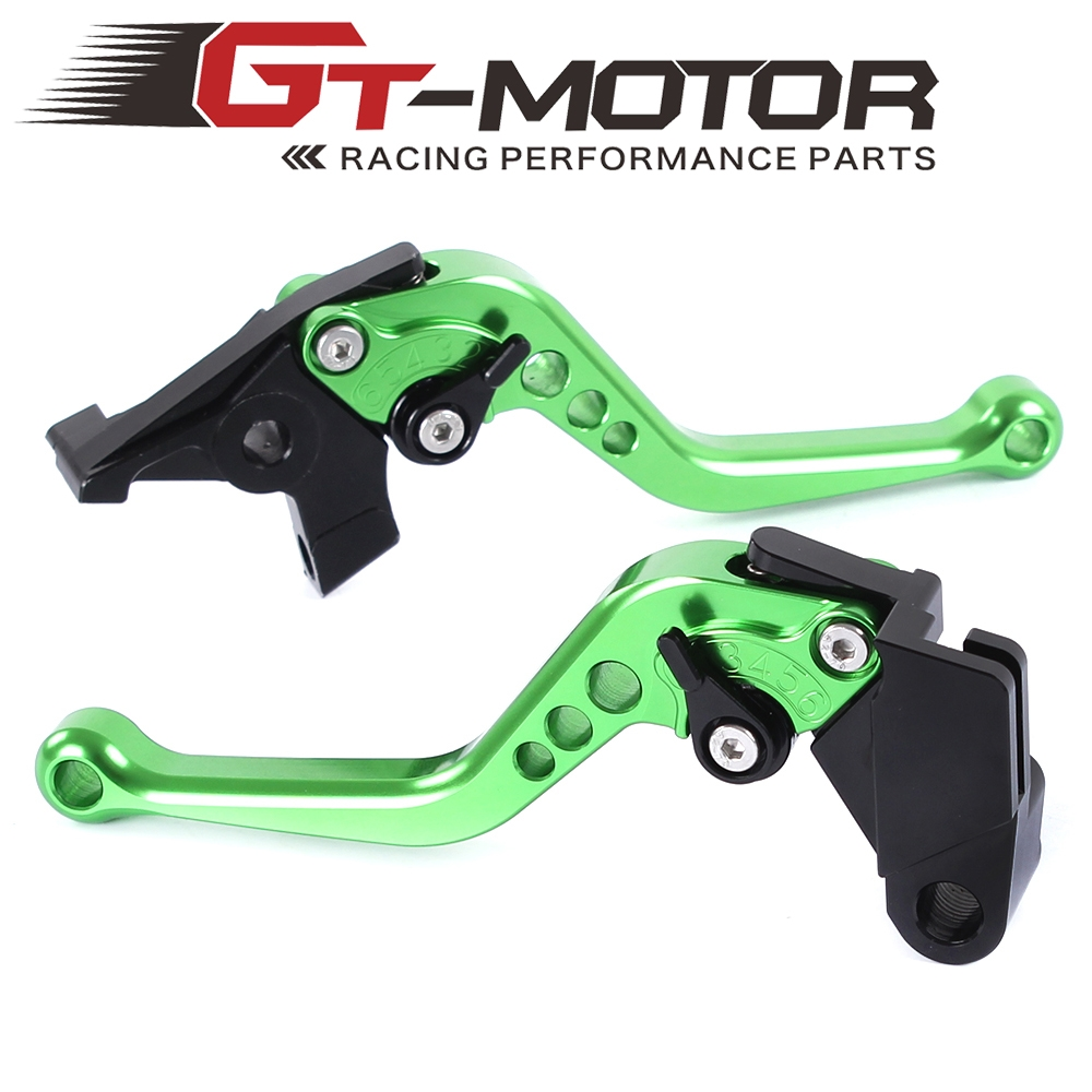 13.00$  Buy now - http://alii5z.shopchina.info/go.php?t=32776961138 - GT Motor - F-44/K-750 Motorcycle Brake Clutch Levers For Kawasaki NINJA 650R ER-6N ER-6F 2009-2016  #buyininternet
