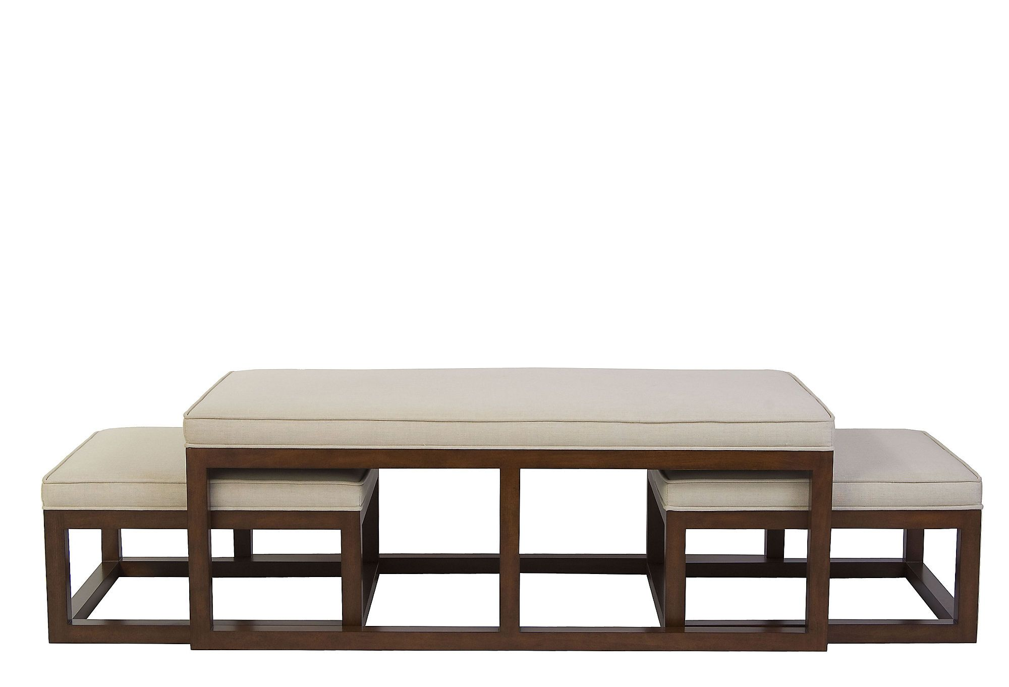 Chatham Ottoman, Natural | Benches And Ottomans | Pinterest | Estilo