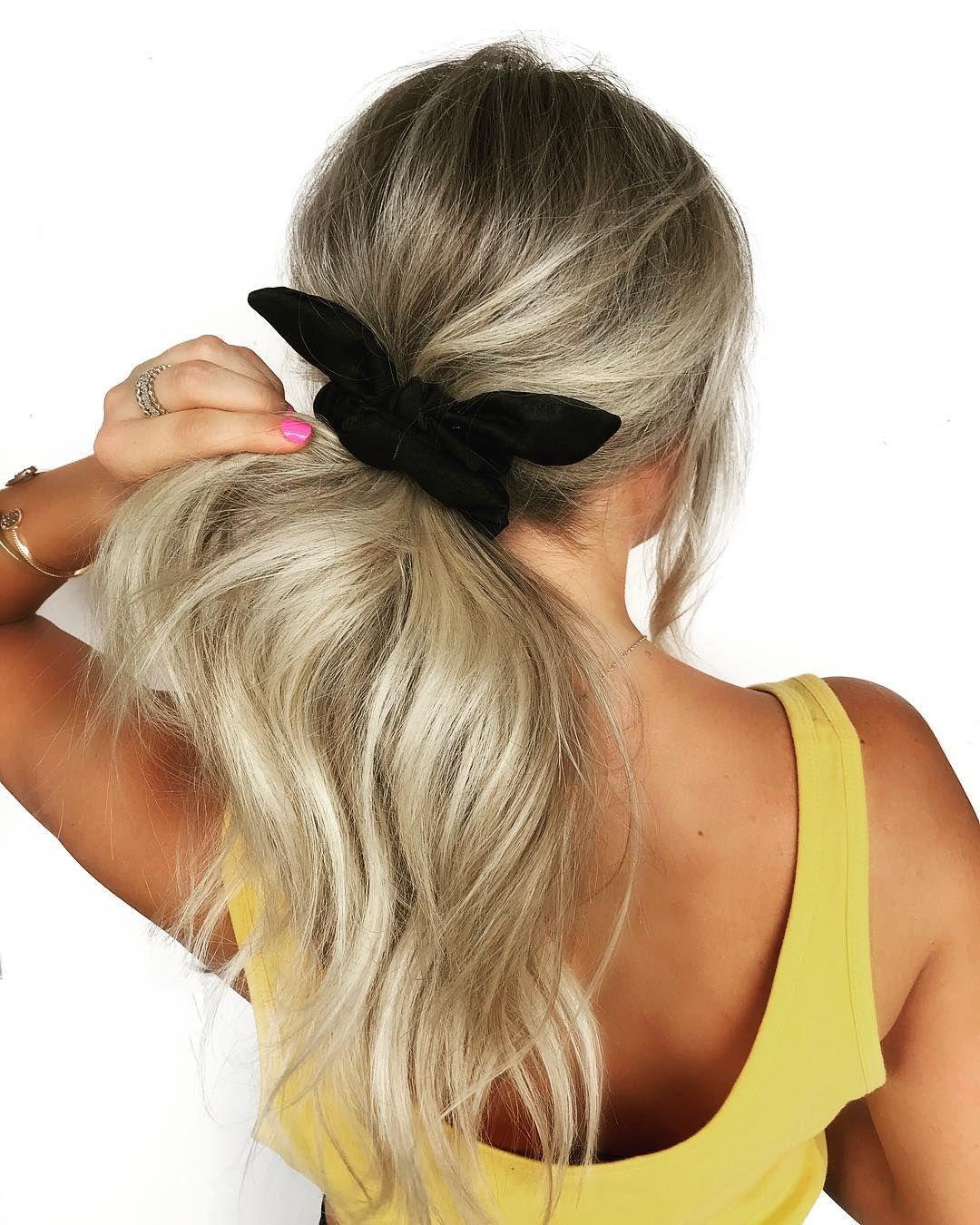 Mane Tail 😉 #manechick #dontbeasidechick #itsalifestyle Manechickshop.com  June 19th 8am PST Model @kati… | High ponytail hairstyles, Hair styles,  Short hair styles
