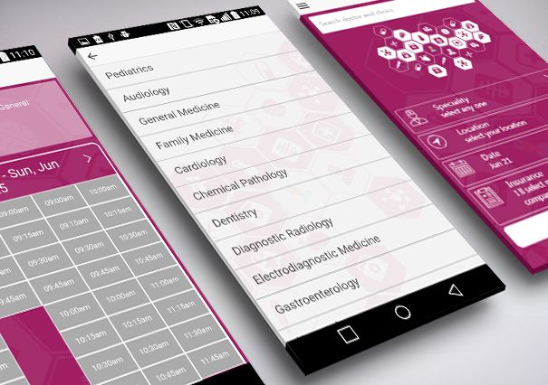 Online Doctor or Medical Appointment App Book My Doc