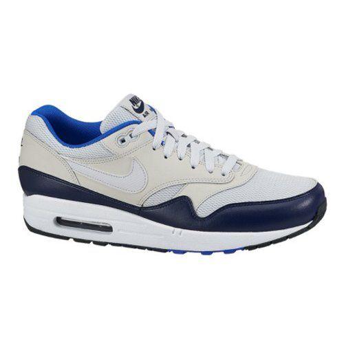 Buty Air Max 1 Essential Pure Platinum 537383 023 Worldbox Pl Nike Nike Air Max Nike Shoes