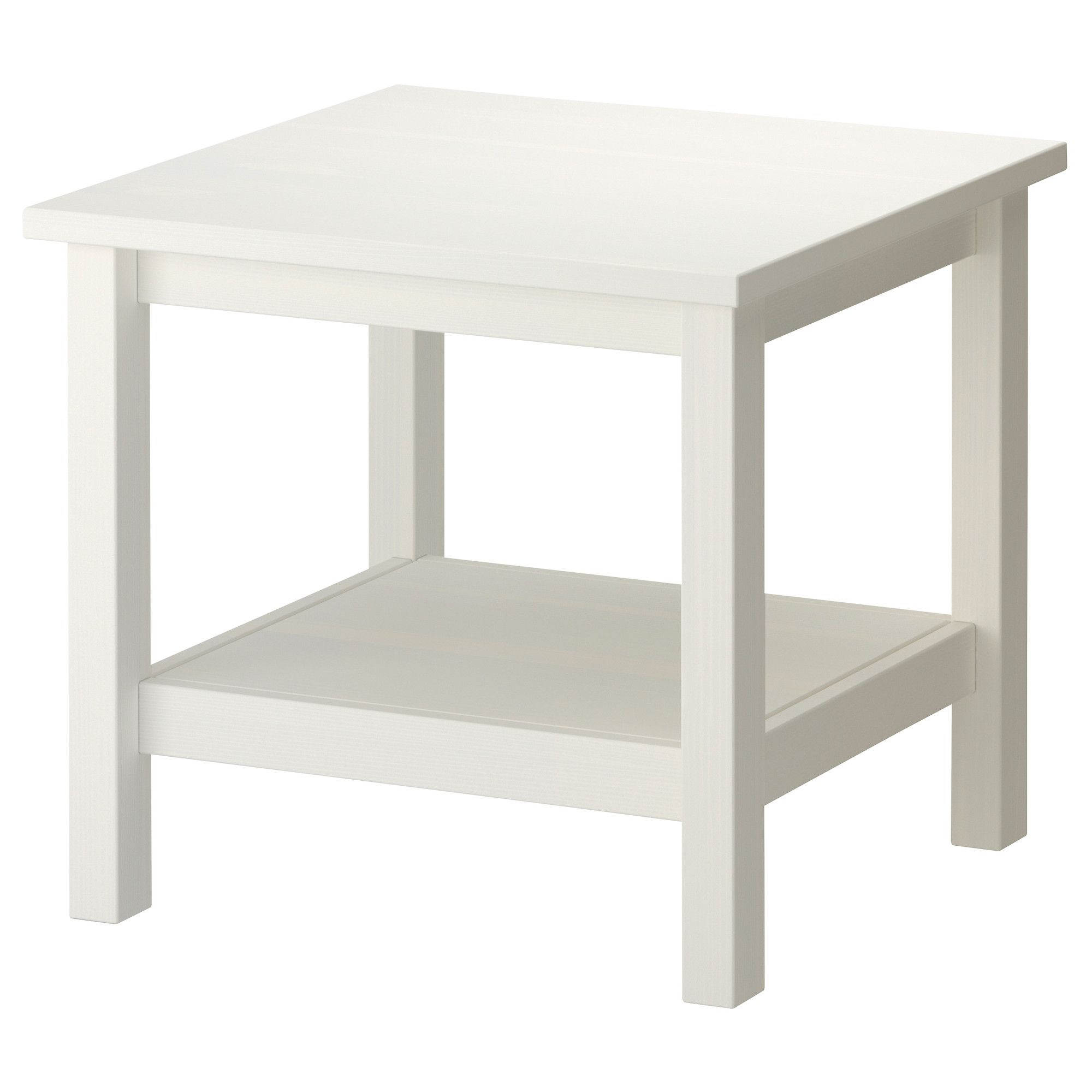Hemnes Side Table White Stain Ikea 80 Will Need 2