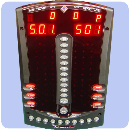 Scoreboards Dart Scorer Professional Darts Scoring