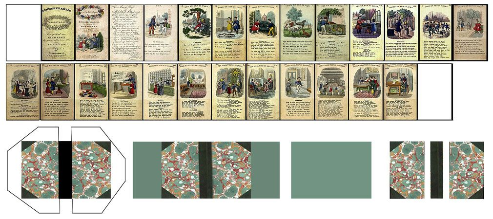 graphic relating to Miniature Books Printable referred to as Miniature Printables - Miniature Publications. Mini printables