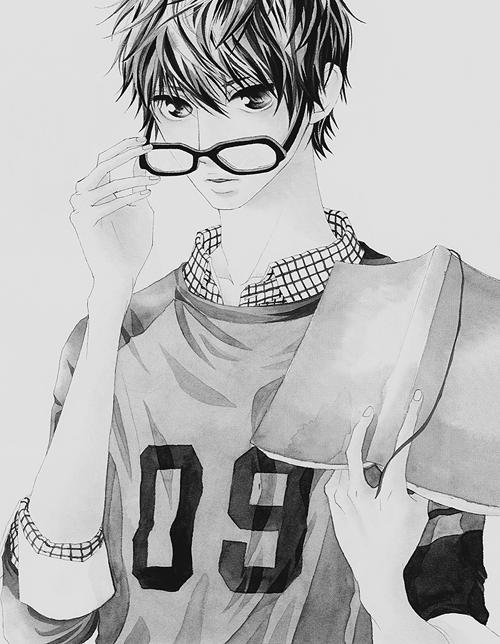 Manga garçon - MimoriIchigo   manga   Pinterest   Manga ...