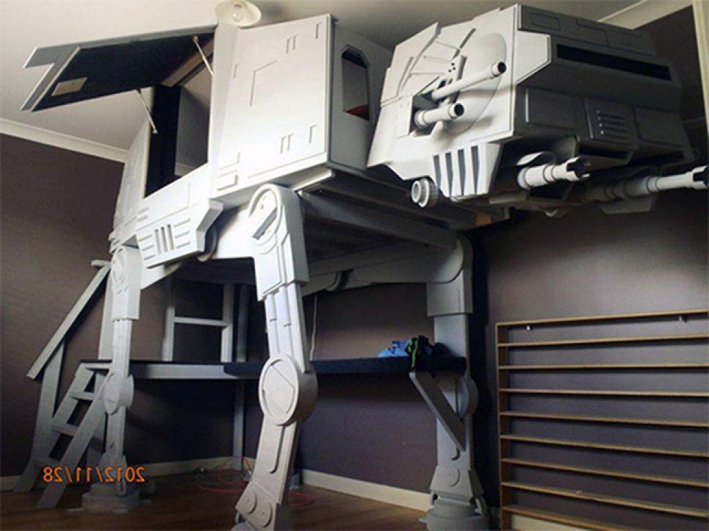 20 Cool Star Wars Themed Bedroom Ideas
