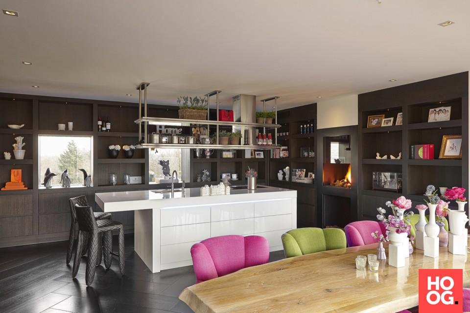 Rmr interieurbouw hurks luxe keuken inspiratie kitchen