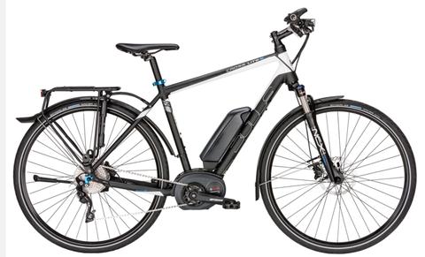 Bulls Cross Lite E 2016 Electric Bike City Bike Bike