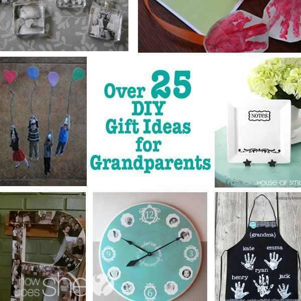 Gift Ideas for Grandparents That Solve The Grandparent Gift ...