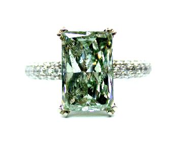 Green Diamonds!