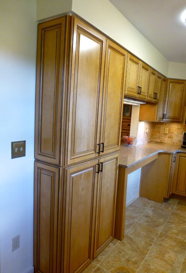 Rta Kitchen Makeovers Deep Pantry Pantry Cabinet Kitchen Wall Cabinets