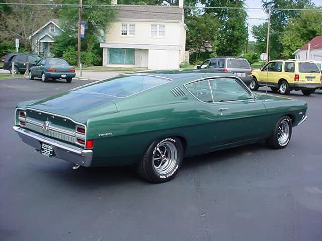 ford torino fastback