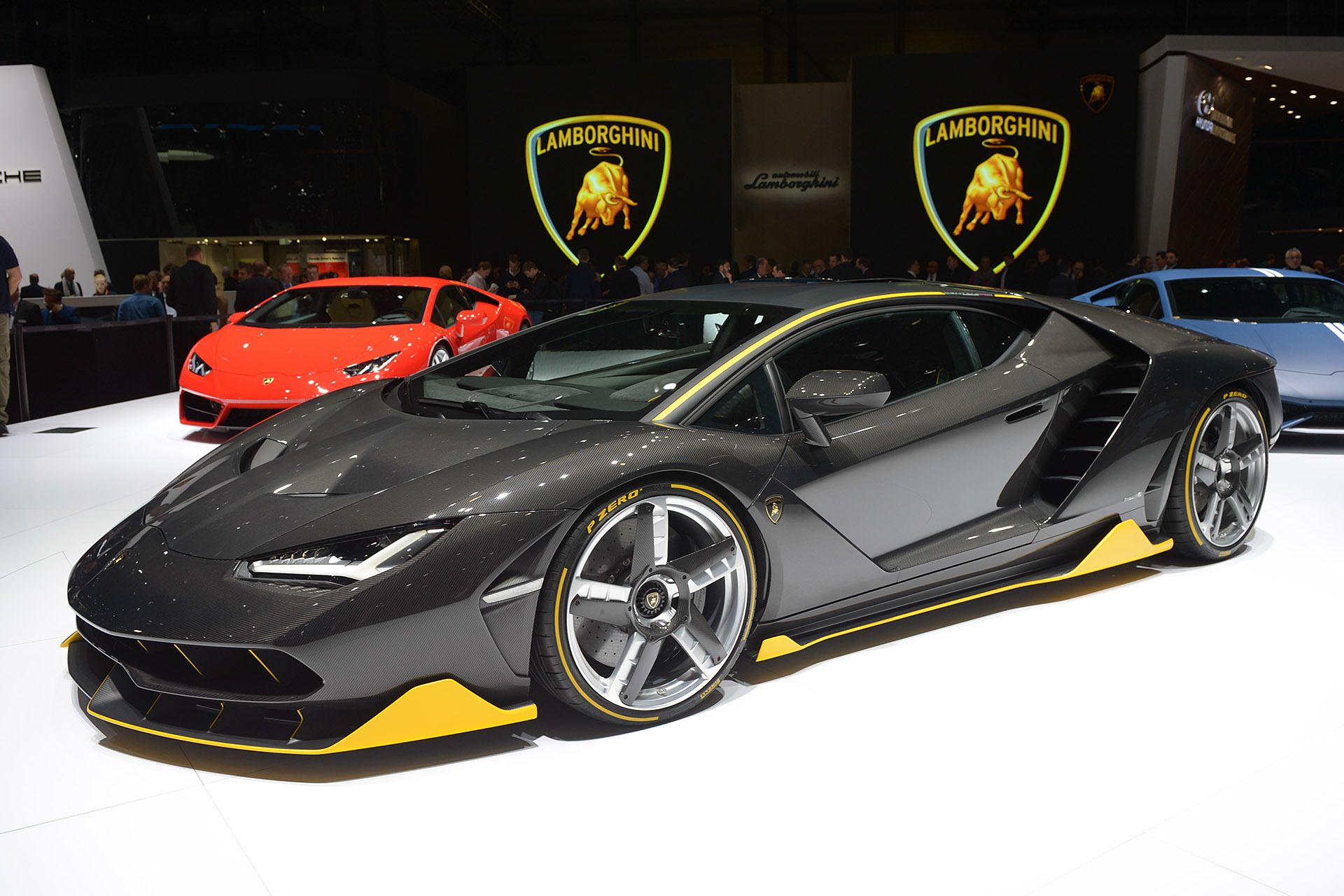 Lamborghini Centenario Blows Our Minds With 760 Horsepower Lamborghini Centenario Lamborghini Super Cars
