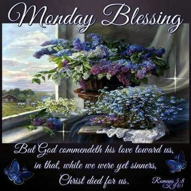 20 Monday Morning Quotes & Blessings