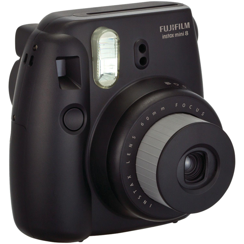 fujifilm instax mini 8 instant camera black buyable pinterest