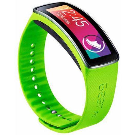 Samsung Gear Fit Band, Green Samsung gear fit, Samsung