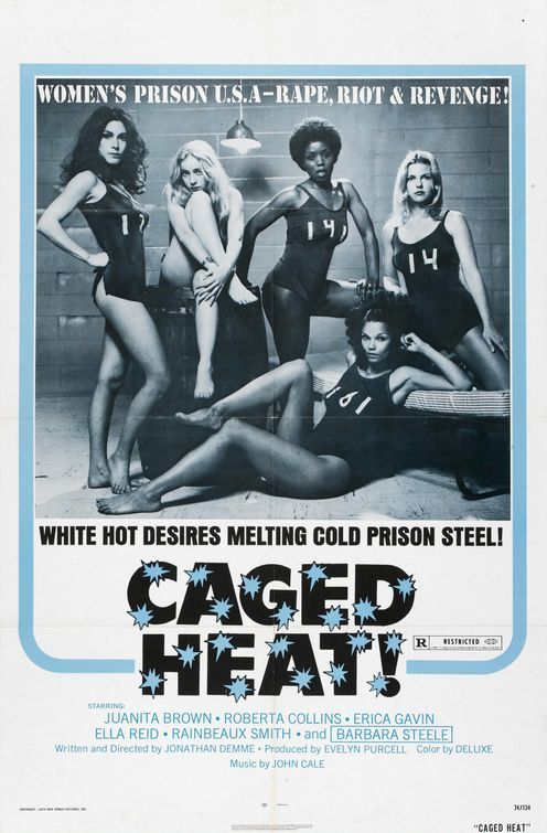 Watch Caged Heat Full-Movie Streaming
