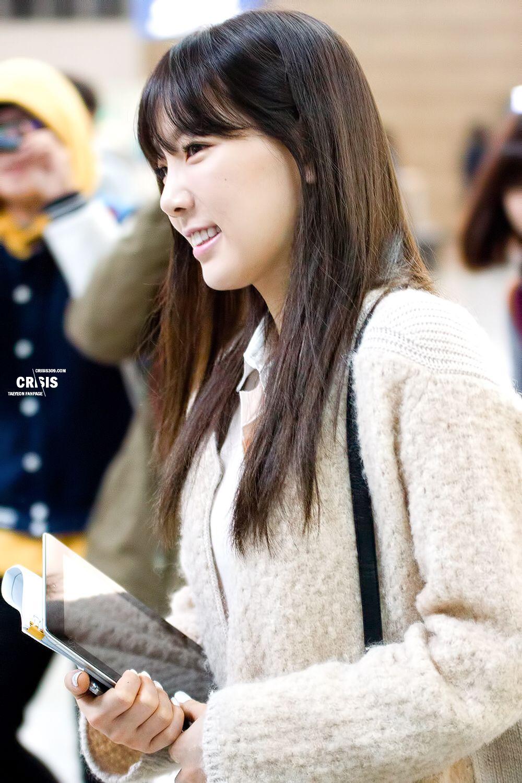 140408 140408 Incheon Airport Girls Generation Kpop Girls Kpop Girl Groups
