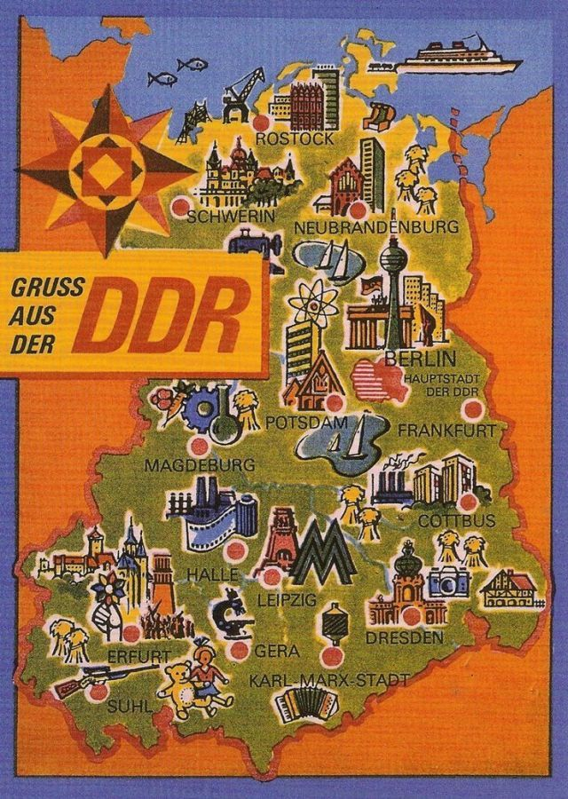 Ddr Meine Heimat Heimat Meine Ddr Deutschlandkarte Ddr Bilder