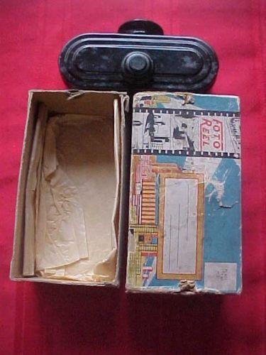 FOTO-REEL-VIEWER-WITH-ORIGINAL-BOX-Chicago-Worlds-Fair-1933