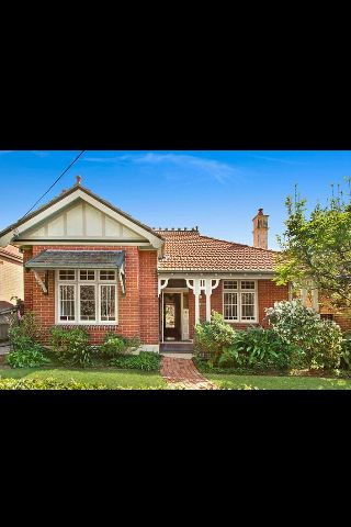 Federation house sydney australian style pinterest - Exterior house color schemes with red brick ...