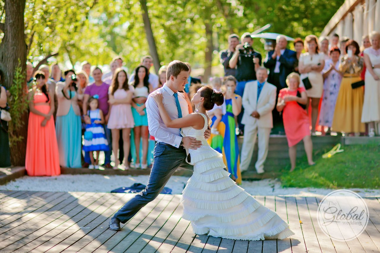 Свадебный танец. Wedding dance