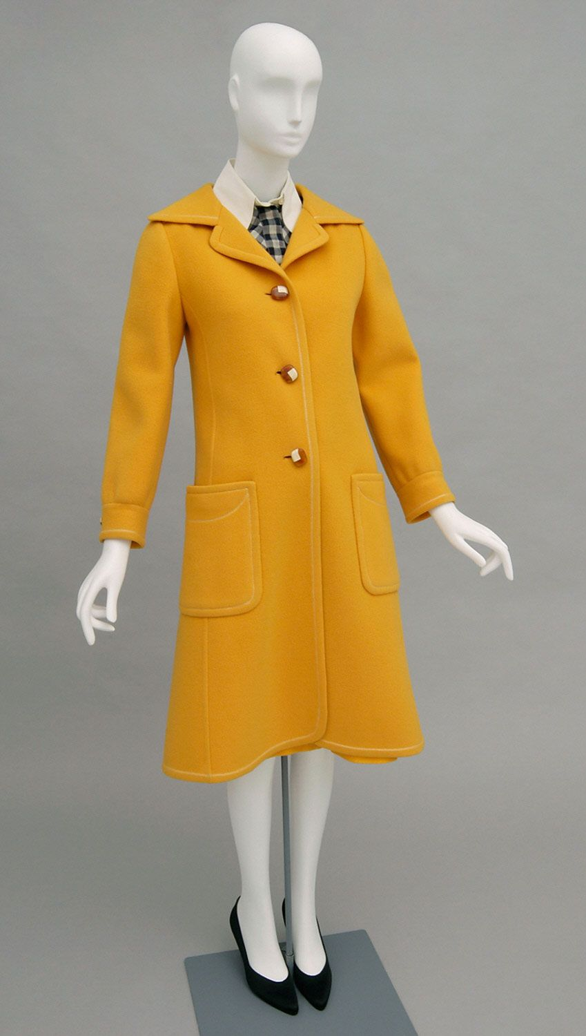 Philadelphia Museum of Art - Collections Object : Woman's Ensemble: Coat, Jacket, Skirt and Blouse 1970s