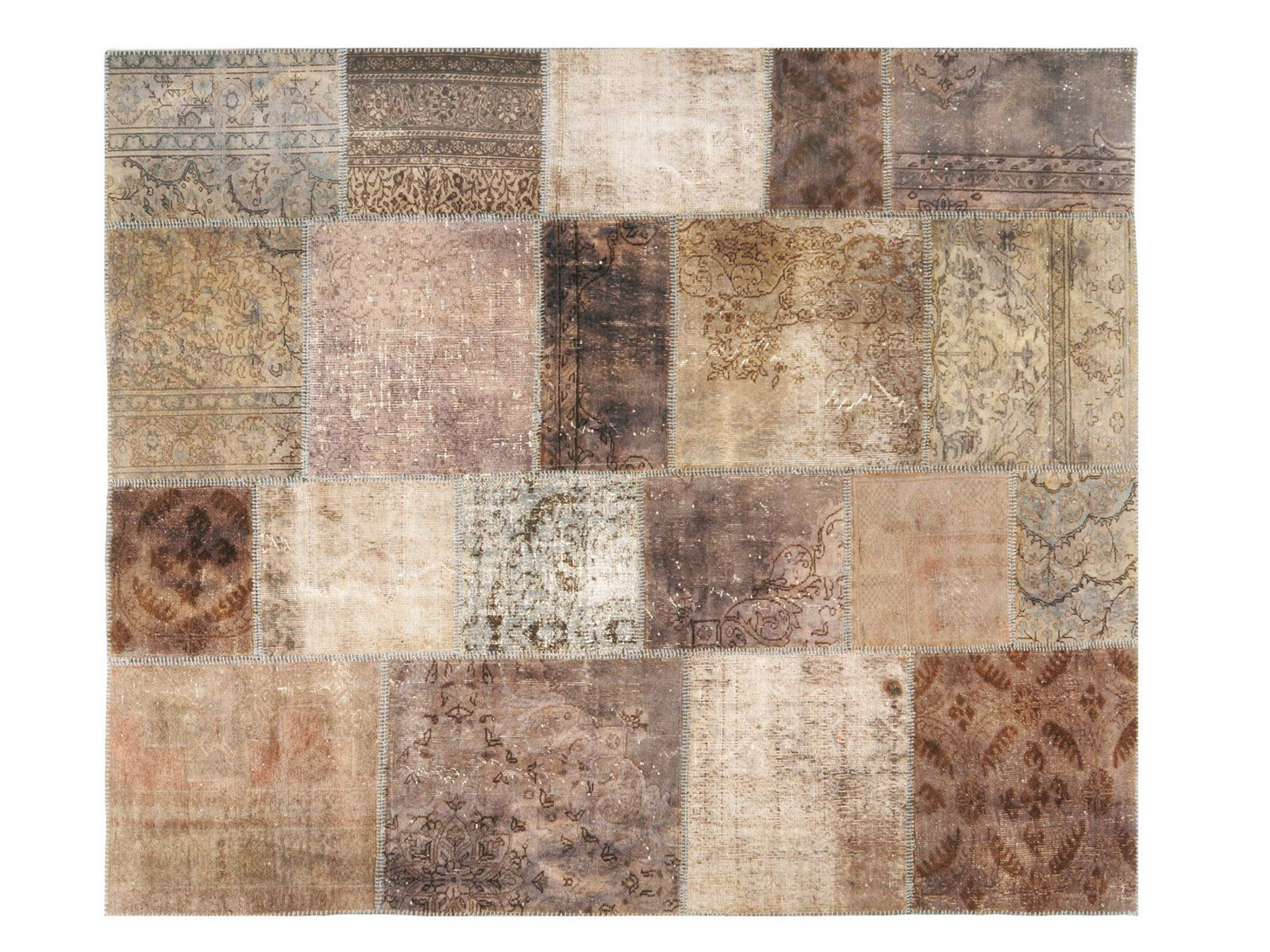 Tapis Roche Bobois #13: Alfombra Patchwork BOUTIS - ROCHE BOBOIS #rochebobois #alfombra  #diseñoalfombra #tapete #moderno