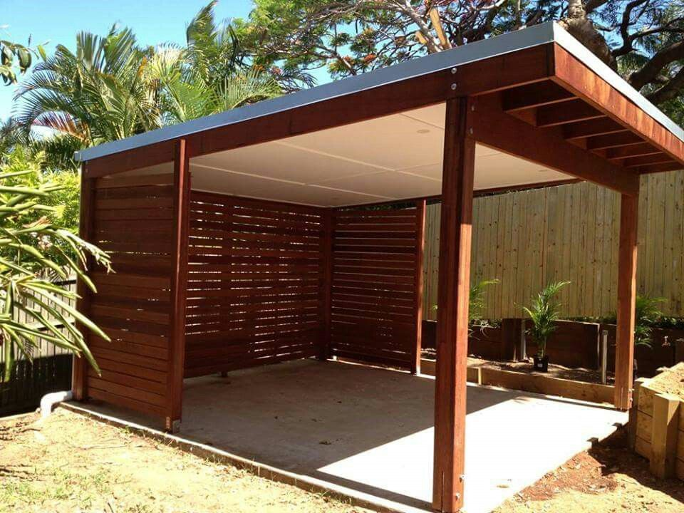Best Sloping Roof And Rear Wood Panelling With Images 400 x 300