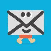 Maily: Your Kids' First Email - application qui permet aux jeunes enfants d'envoyer des mails (dessins et textes) à leurs contacts. Super !
