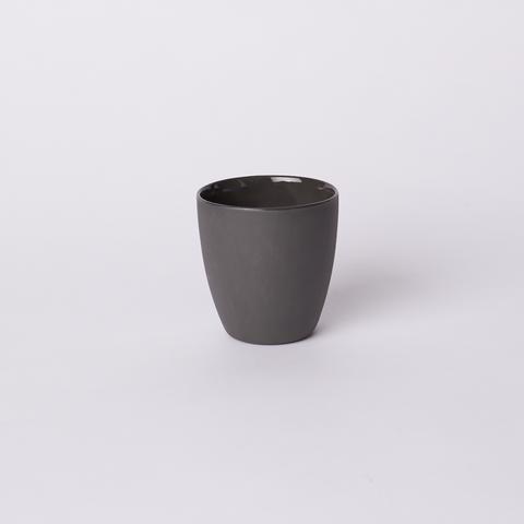 Latte Cup in Slate