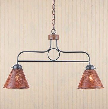 a4f94a3da48 2-Arm Hanging Pendant Light for Kitchen Island