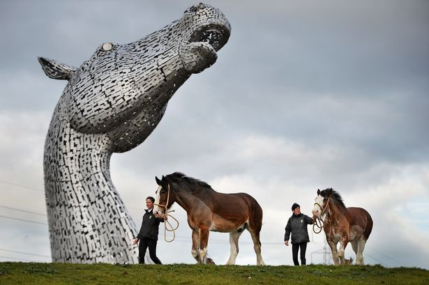 Our Heroes 2014: Scots sculptor Andy Scott nominated for transforming communities with his amazing creations #Amazing #Andy #communities #creations #heroes #nominated #scots #scott #sculptor #transforming