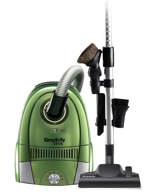 Simplicity Jack Canister Vacuum Canister Vacuum Cleaner Vacuum Cleaner Canister Vacuum