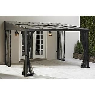 Hard Top Add A Room Gazebo Patio Gazebo Pergola Gazebo