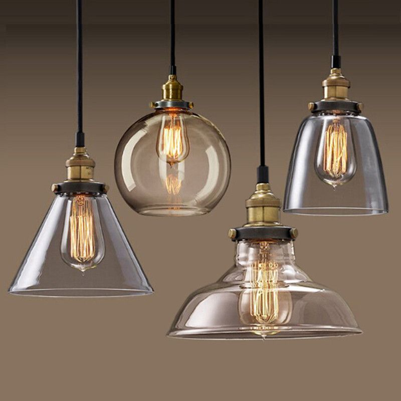 Find More Pendant Lights Information About Vintage Glass Pendant