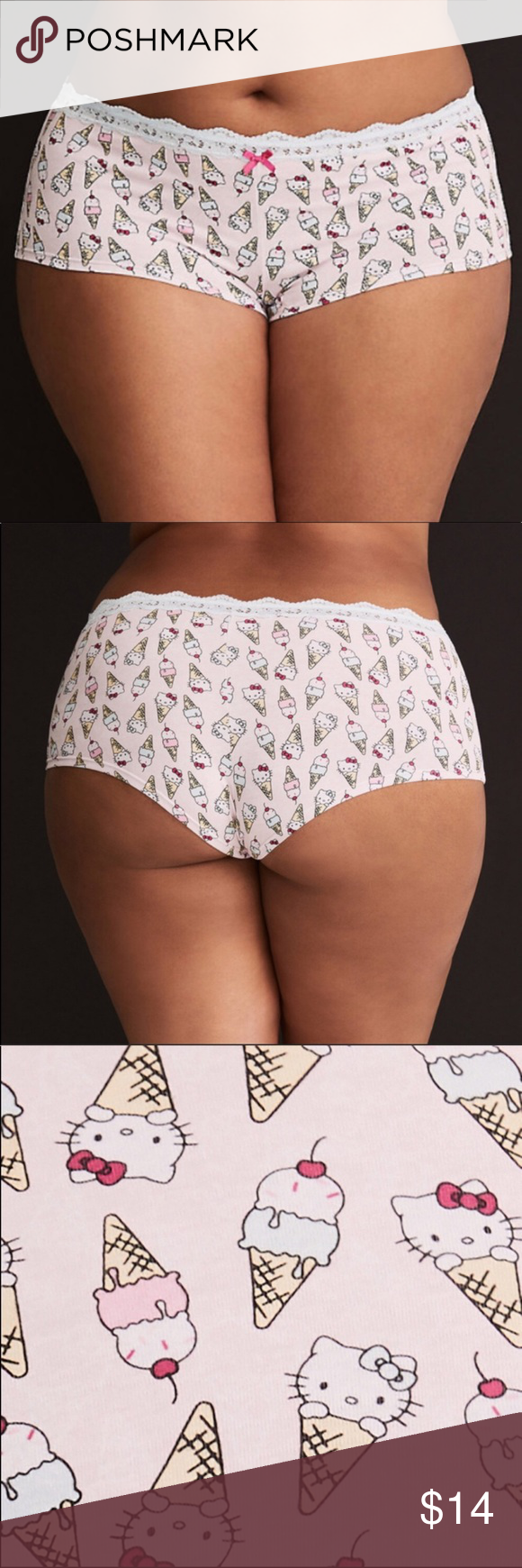 cream in my panties