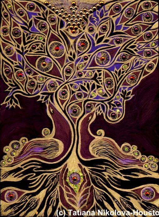 Tree of Life by Tatiana Nikolova-Houston