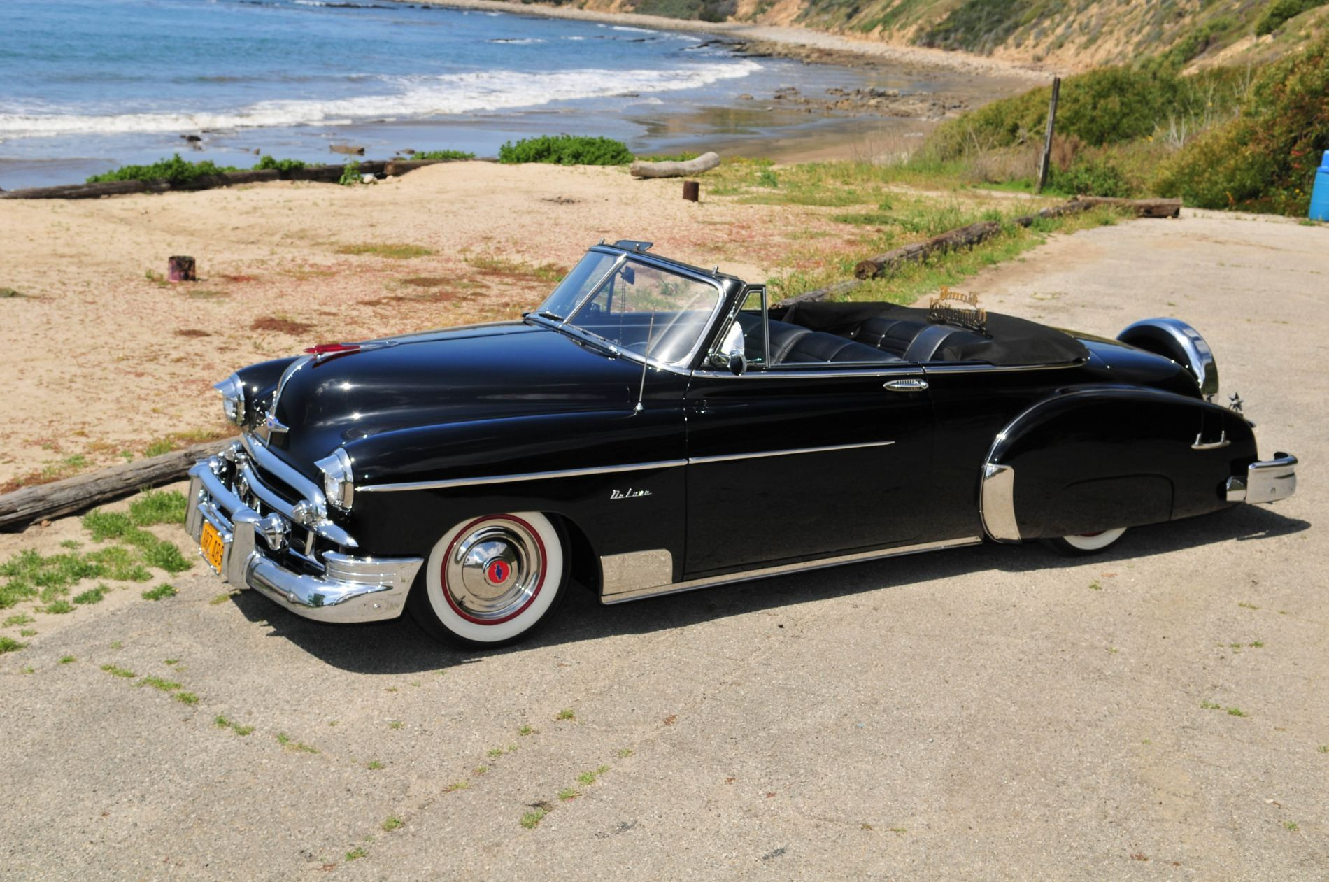 1949 CHEVY | 1949 Chevrolet Convertible Side | MIXED AUTOS VOLUME ...